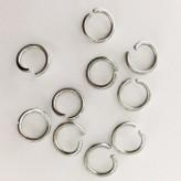 Anellini in acciaio 10 mm (40 pz)