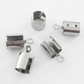 Capocorda da schiacciare in acciaio 6mm (20 pz)