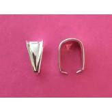 Contromaglia per ciondoli  12 mm - Ag 925
