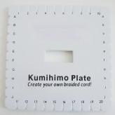 Kumihimo quadrato