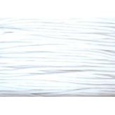 Cordone cerato 1,0 mm - 75m - BIANCO
