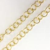 Catena diamantata 12 mm [Oro]