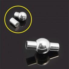 Chiusura Magnetica da incollo Ø 2,8 mm