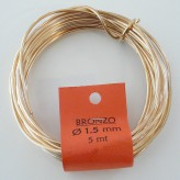 Filo di Bronzo 1,5mm - 5mt