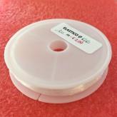 Filo elastico trasparente - 0,6 mm - 10mt