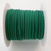 Fettuccia per Soutache - 3 mt [Verde smeraldo]