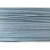 Cavetto d'acciaio Ø 0,45 - 10mt - Azzurro