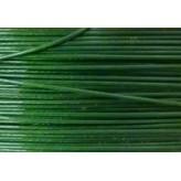 Cavetto d'acciaio Ø 0,45 - 10mt - Verde