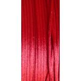 Coda di Topo Ø1  - 5mt - Rosso carminio [264]