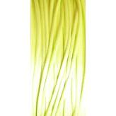 Coda di Topo Ø1  - 5mt - Verde acido [380]
