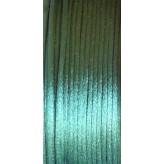 Coda di Topo Ø1  - 5mt - Verde smeraldo [306]