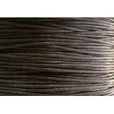 Cordone cerato 1,0 mm - 75m - TESTA DI MORO