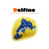 Kit Delfino di Swarovski (solo Materiale)