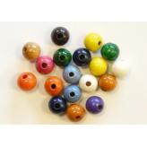 Perle di legno Ø10 - 60pz