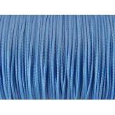 Poliestere s/cerato Ø0,8 mm - 5mt [Blu Cielo]