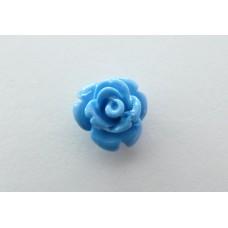 Rosellina 10mm - [Azzurro Celeste]