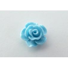 Rosellina 10mm - [Azzurro]