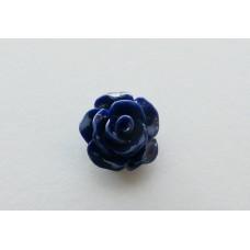 Rosellina 10mm - [Blu scuro]