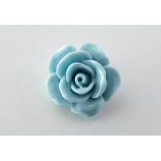 Rosellina 14mm - [Azzurro]