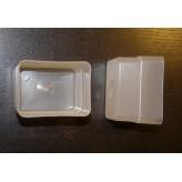 Scatolina semi-trasparente