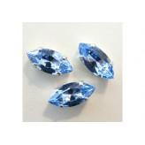 Swarovski Navetta 15x7 - Light Sapphire